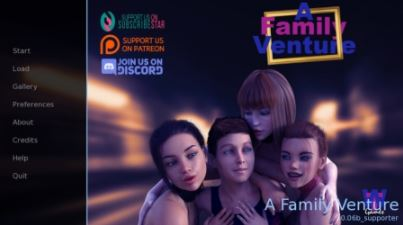 A Family Venture 0.06 PC Game Free Download for Mac