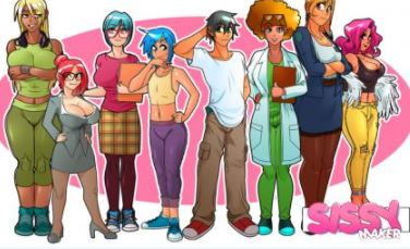 Sissy Maker 4.0 PC Game Free Download for Mac