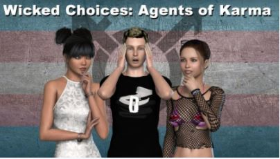 Wicked Choices: Agents of Karma 0.1.75 PC Game Free Download for Mac