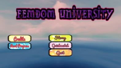 Femdom University 2.04 PC Game Free Download for Mac