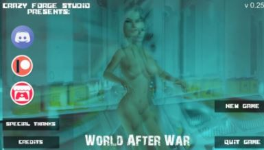 World After War 0.33 PC Game Free Download for Mac