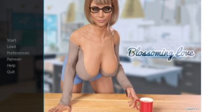 Blossoming Love PC Game Free Download for Mac