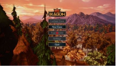 Iragon 0.54 PC Game Free Download for Mac