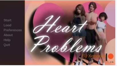 Heart Problems PC Game Free Download for Mac