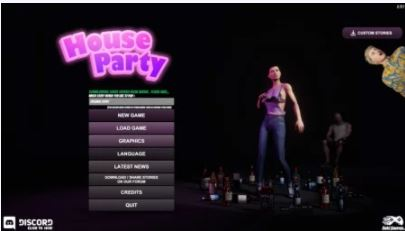 House Party 0.18.1 PC Game Free Download for Mac