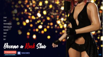 Become A Rock Star 0.70 PC Game Free Download for Mac