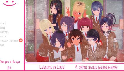 Lessons in Love 0.9.0 PC Game Free Download for Mac