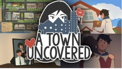 A Town Uncovered 0.30c PC Game Free Download for Mac