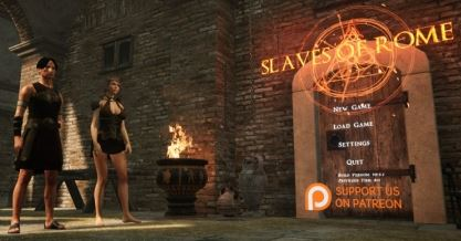 Slaves of Rome 0.9.5 PC Game Free Download for Mac