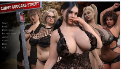 Curvy Cougars Street 0.9 PC Game Free Download for Mac