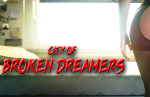 City Of Broken Dreamers PC Game Free Download for Mac