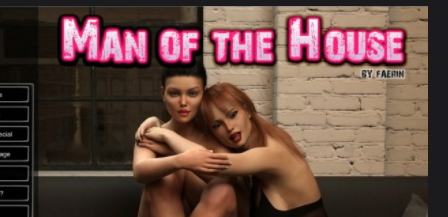Man Of The House 1.0.2c PC Game Free Download for Mac