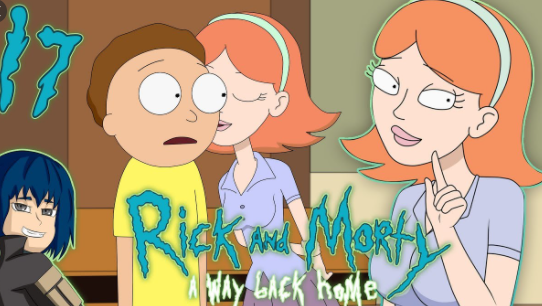 Rick And Morty A Way Back Home v2.7f PC Game Download for Mac