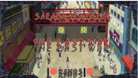Sarada Training The Last War 2.2 Game PC Download for Mac