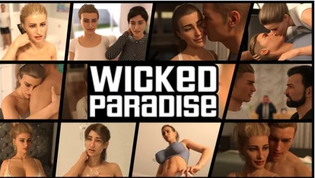Wicked Paradise 0.8.1 PC Game Download Free for Mac
