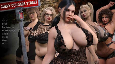 Curvy Cougars Street 1.0 Game Walkthrough Download for PC