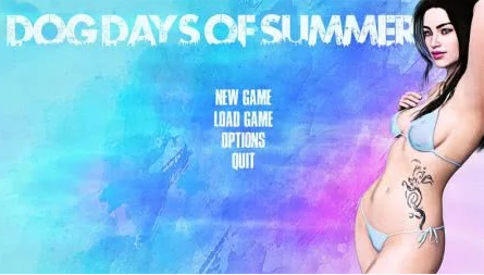 Dog Days of Summer 0.4.3 Game PC Download for Mac