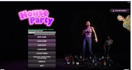 House Party 0.18.2 Free PC Game Download for Mac