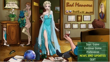 Bad Manners Part 2 v1.20 Full Game Download for Mac/PC