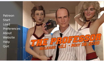 Download The Professor Remastered 3.3 Game Walkthrough for PC