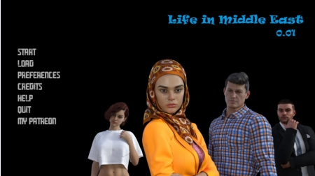 Life in Middle East 0.6 Download PC Game Walkthrough for Mac