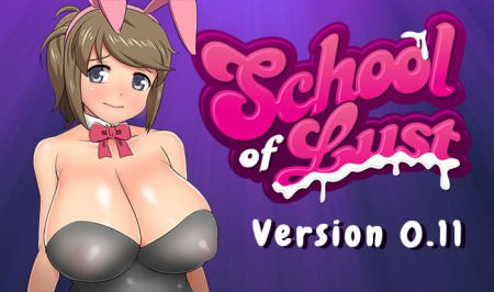 School of Lust 0.5.4a Game Download Free Full Version for PC