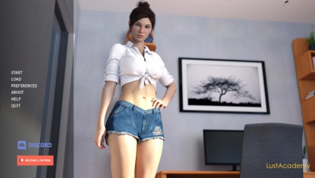 Lust Academy 0.1.2 Download Game Walkthrough Free for PC