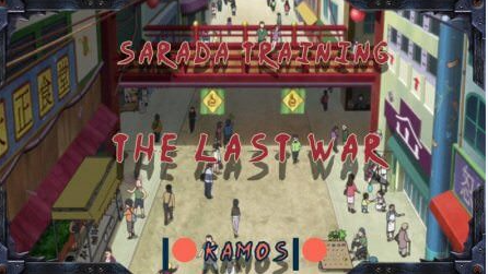 Game Sarada Training The Last War v2.5 Free for PC Download