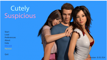 Cutely Suspicious 0.08.031f Walkthrough PC Game Download for Mac